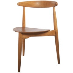 Hans J. Wegner Chair FH 4103 Heart Chair