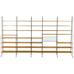 Extra Large Nisse Strinning Wall Shelving Unit