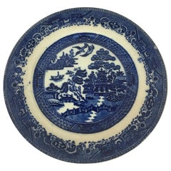 Barker England Chinoiserie Plate