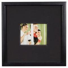 Polaroid Test Image by Denise Tarantino for Dah Len Studios