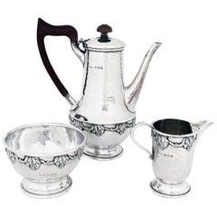 Art Deco Tea Set by a Jones