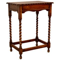 English Occasional Table, circa 1900