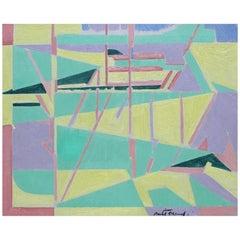 Bertil Ohlund Painting