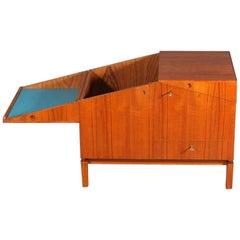 Folding Bar Cabinet, Manufacturer Dyrlund