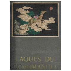 Laques Du Coromandel, Set of 50 Loose Pochoir Plates
