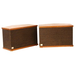 Linear Design Labs LDL 749 A Speakers, 1970s