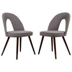 Dining Chairs by Antonin Suman for Tatra, 1960s, Set of Two