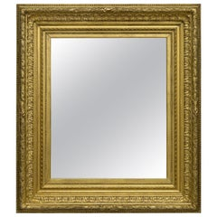 19th Century French Neoclassical Revival Salon Frame, with Choice of Mirror