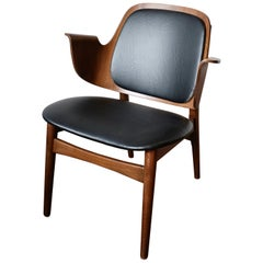 Hans Olsen for Bramin Møbler Model 107 Chair
