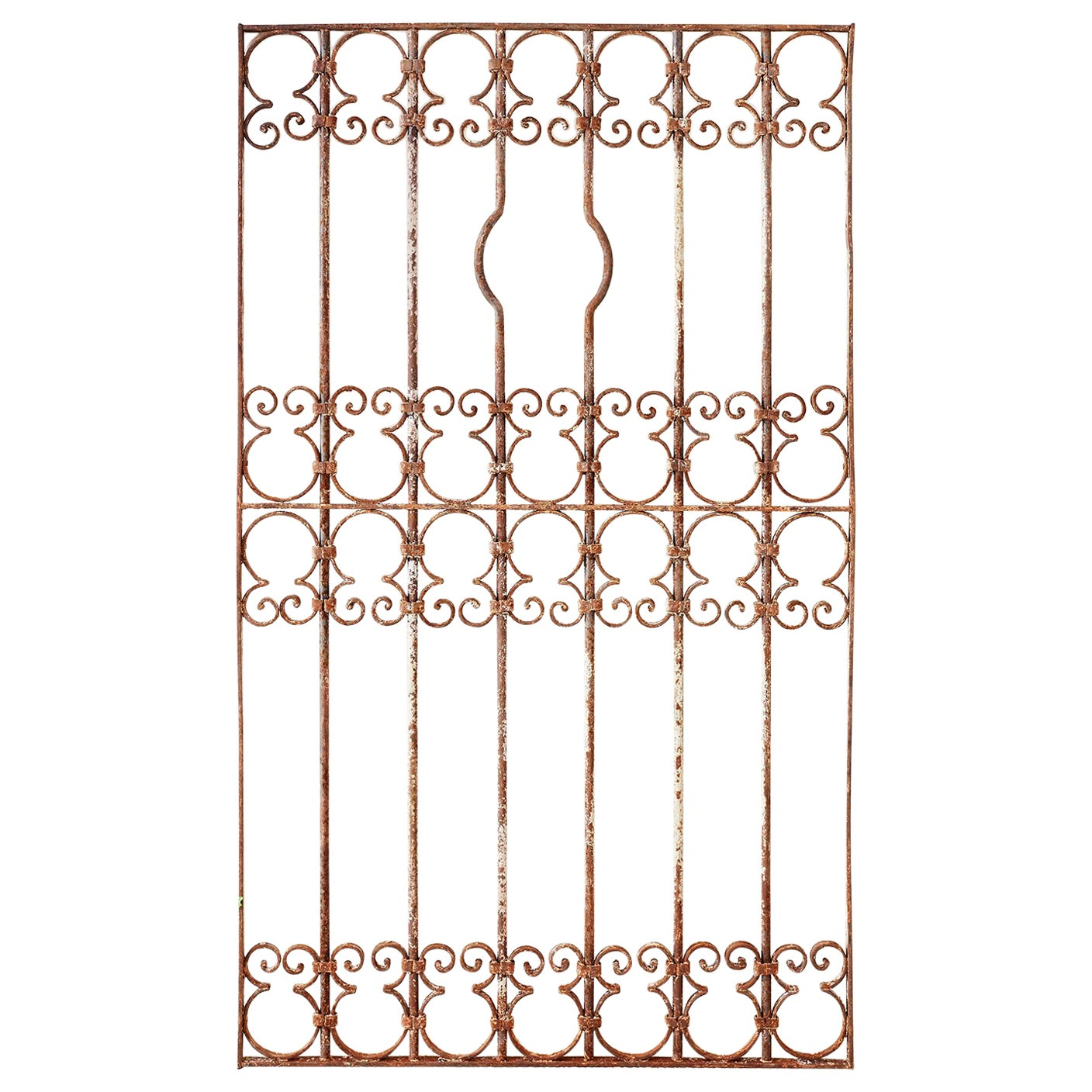 Spanish Wrought Iron Window Grill or Gate