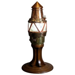 Buoy Light on Stand