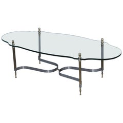 Maison Jansen Attributed Coffee Table