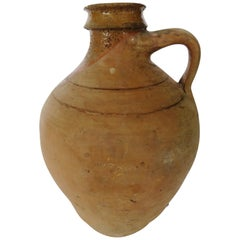 19th Century Terracotta Jug