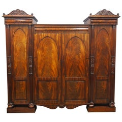 William IV Case Pieces and Storage Cabinets