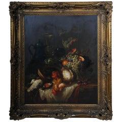 Stillleben Ölgemälde signiert Reinhard nach Altem Meister des 17. Jahrhunderts
