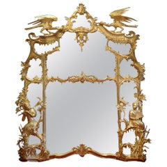 Asian Mantel Mirrors and Fireplace Mirrors