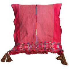Psychedelic Pillow for Chiapas, 1980s