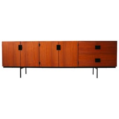 Magnificent DU03 Sideboard / Credenza Japanese Series Cees Braakman Pastoe, 1954