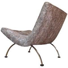 Milo Baughman 'Scoop' Lounge Chair