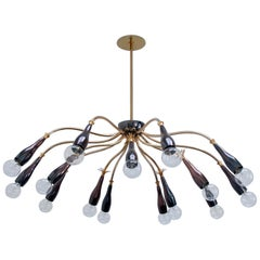 1950s French Chandelier II