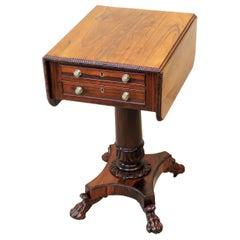 Regency Drop-leaf and Pembroke Tables