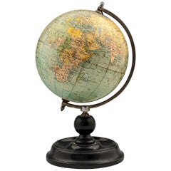 Philips Terrestrial Globe, 20th Century