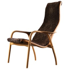Original Lamino Chair by Yngve Ekstrom for Swedese