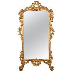 19th Century Italian Giltwood Mirror, circa 1830