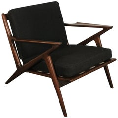 "Poul Jensen for Selig ""Z"" Lounge Chair"