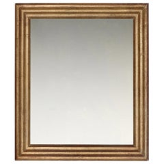 20th Century Carved Continental European Art Deco Frame, with Choice of Mirror