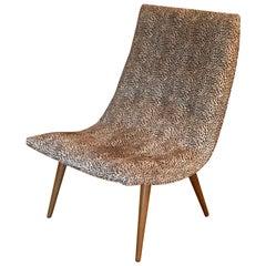 Allan Gould 'Eggshell' Chair, 1950s