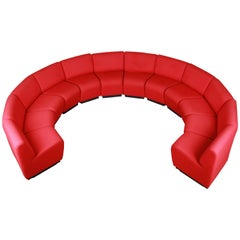 John Mascheroni for Vecta Tappo Modular Sectional Sofa