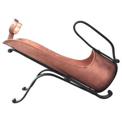 Cupper Wine Bottle Holder of Jean Goardere