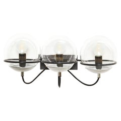 Gino Sarfatti Wall Lamp Light for Arteluce Mod. 237 / 3, Italy, 1959