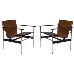 Charles Pollock Chairs for Knoll
