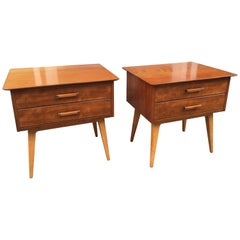 Renzo Rutili Johnson Furniture Nightstands