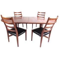 Midcentury Skovby Mobelfabrik Dining Set