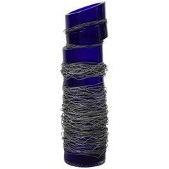 Art Glass Unique Vase