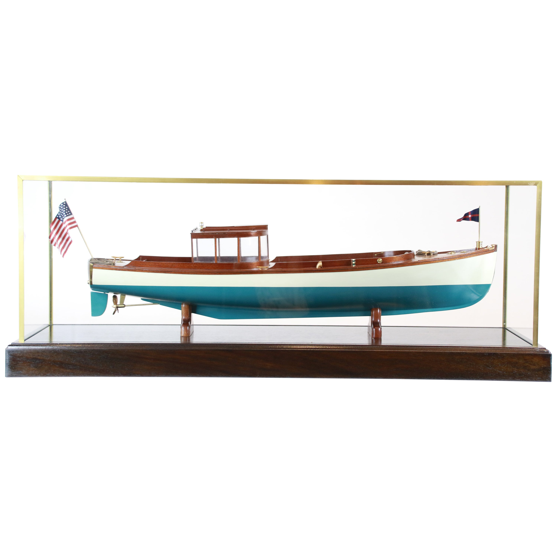 Model of the Corsair Launch, 1930