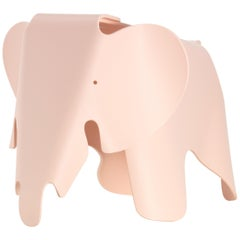 Vitra Eames Elephant in Pale Rose by Charles & Ray Eames