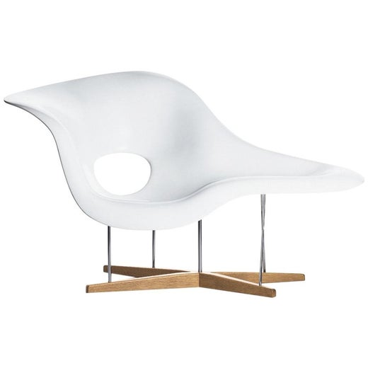 Vitra La Chaise Chair by Charles & Ray Eames