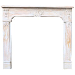 1920s Onyx Fire Surround