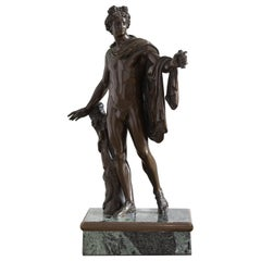19th Century Italian Bronze of 'The Apollo Belvedere'