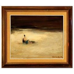 Oil on Canvas, Martínez Novillo, Cirilo 'Madrid, 1921-2008'