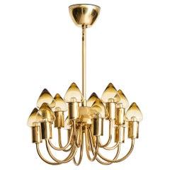 Hans-Agne Jakobsson Ceiling Lamps Model T-789/12