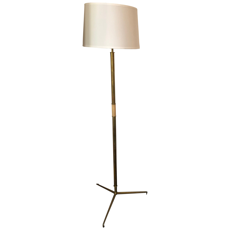Austrian Floor Lamp by J. T. Kalmar