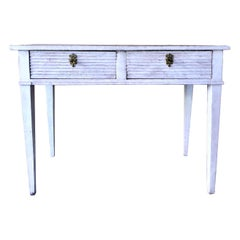 19th Century Swedish Gustavian Writing Table