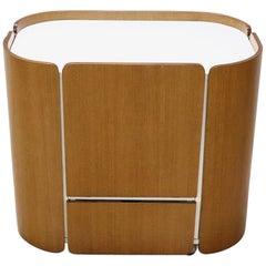 Midcentury Italian Design Dry Bar or Bar Cabinet by Fiarm Scorzè