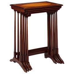 English Quartetto Nesting Tables