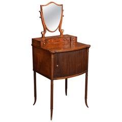Regency Mahogany Dressing Table